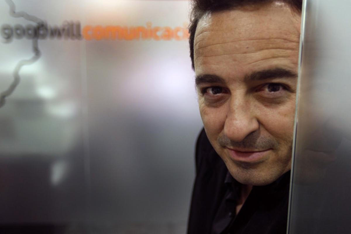 El bloguero demandado por Tele5 Pablo Herreros.