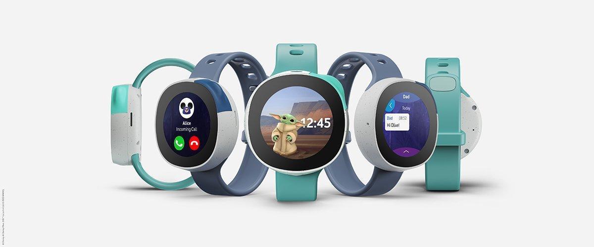 Reloj infantil Neo, de Vodafone.