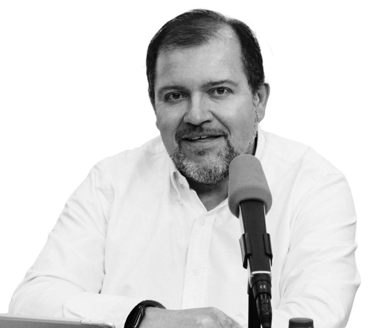 Juan Manuel López Zafra es Doctor en economía y autor del libroAlquimia. ¿Cómo los datos se están transformando en oro?