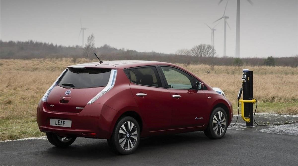 La venta de vehículos eléctricos aumenta un 51,5% en un año