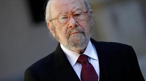 Fallece el escritor José Manuel Caballero Bonald.