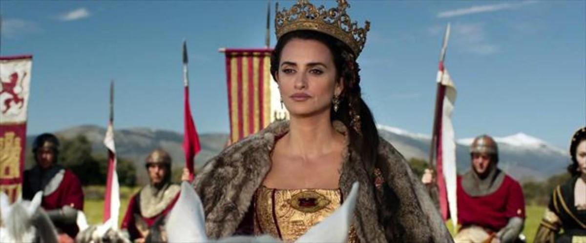 De la mano de Fernando Trueba, Penélope Cruz vuelve a ser Macarena Granada en 'La reina de España', continuación de 'La niña de tus ojos'.