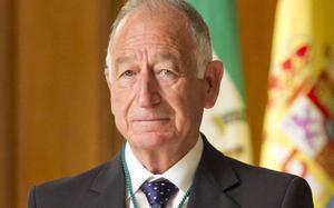 Gabriel Amat, alcalde de Roquetas de Mar (Almería) y presidente provincial del PP.