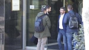 La Guàrdia Civil registra una empresa de la Generalitat per desviament de fons en l'esport