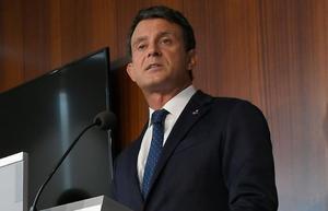 Valls votarà a favor dels pressupostos de Colau