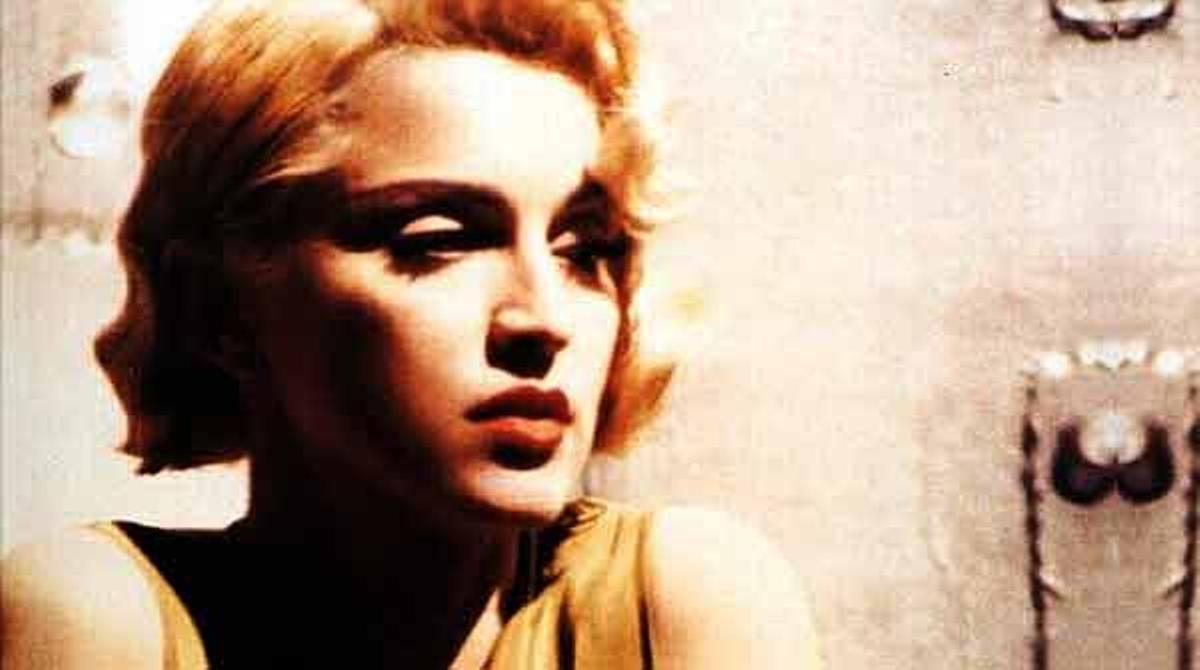 Videoclip de la canción de Madonna 'Express yourself'.