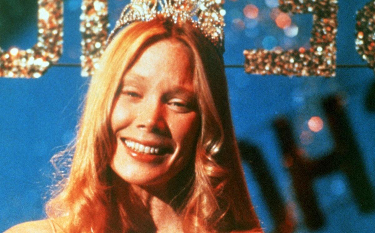 Sissy Spacek en una imagen de 'Carrie', de Brian De Palma.