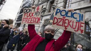 Polònia: avortar a l'estranger o entre els murs de casa