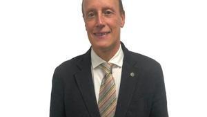 Ricard Penas es el presidente del COACB.