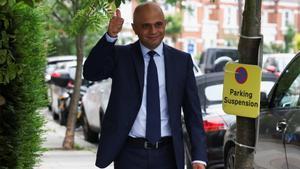 Javid assumeix la cartera de Sanitat al Regne Unit després de l'«escàndol Hancock»