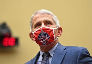 Anthony Fauci, director del Instituto Nacional de Alergias y Enfermedades Contagiosas de EEUU.
