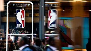 Tienda de la NBA en la 5ª Avenida de Nueva York /Getty Images