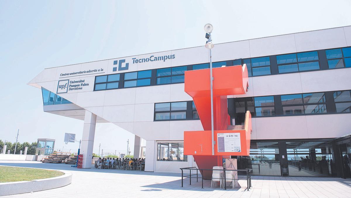 TecnoCampus celebra la seva jornada de portes obertes el 10 d'abril