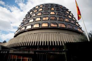 Seu del Tribunal Constitucional, a Madrid.