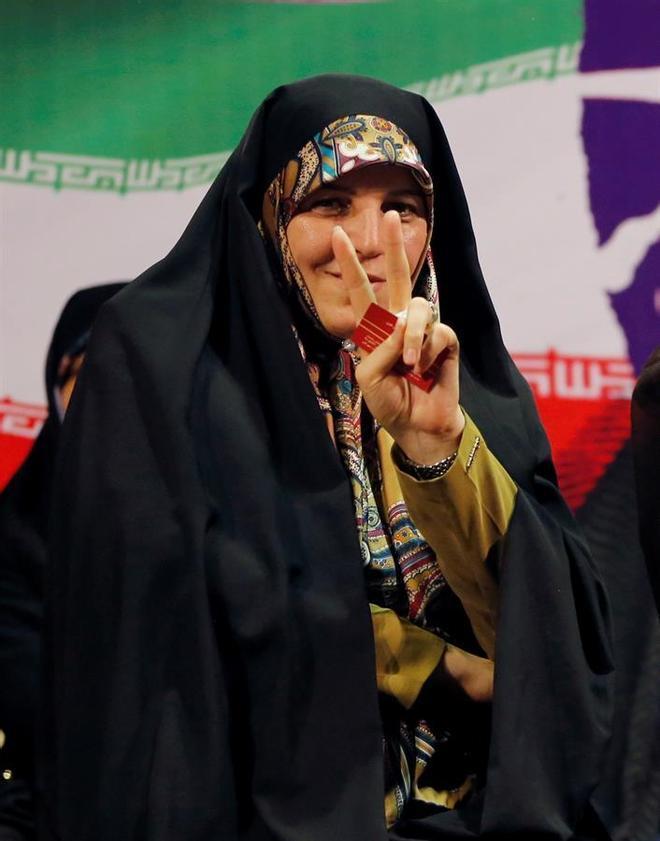 L'Iran condemna a presó qui va ser vicepresidenta amb Rouhani