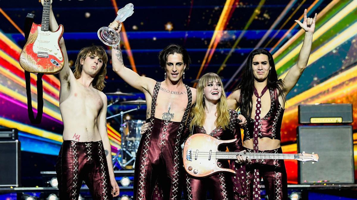 Eurovisión 2021: ¿cuál es el secreto del éxito de Måneskin e Italia?