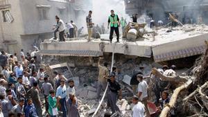 20 anys de l'última revolució palestina fallida