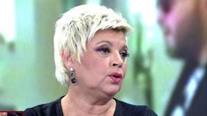 Terelu Campos en 'Viva la vida'.