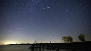 Las Gemínidas son, junto a las Perseidas, la mayor lluvia de estrellas del año.