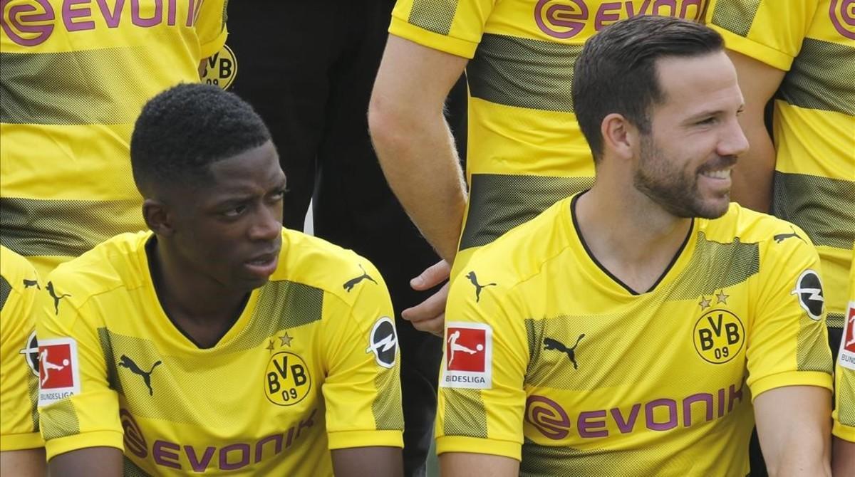 Dembélé s'amotina i el Dortmund dona cop de porta al Barça