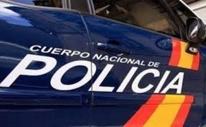 04/09/2020 Coche de la Policía Nacional.
