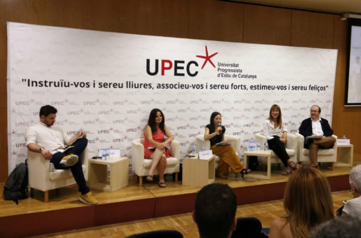 Rufián defensa que el futur passa per coalicions amb els comuns