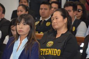 Perú rechaza los intentos de vetar al partido de Fujimori en las próximas elecciones