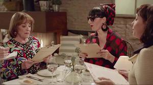 Carmen Maura, Rossy de Palma y María Barranco, en el anuncio 'Deliciosa calma' de Campofrío.