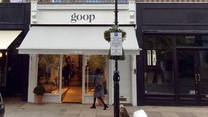 Goop, la botiga de Gwyneth Paltrow a Notting Hill