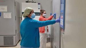 Ultracongeladores para la vacuna de Pfizer