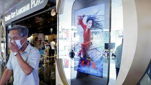 'Mulan' acumula desgràcies en la seva estrena a la Xina