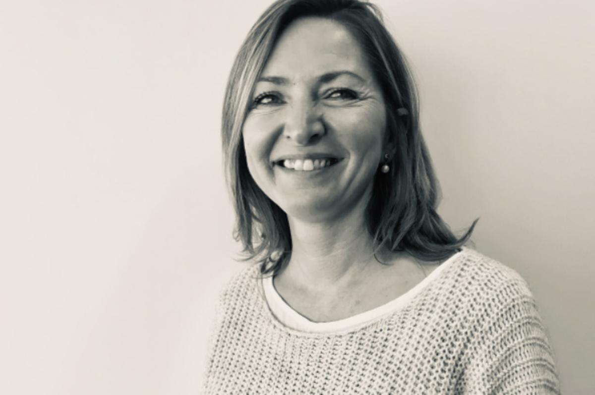 Denisa Gibovic, fundadora y directora de Blue Room Innovation.