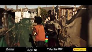 En el marco del acuerdo UNICEF-Abertis Rights of Way.