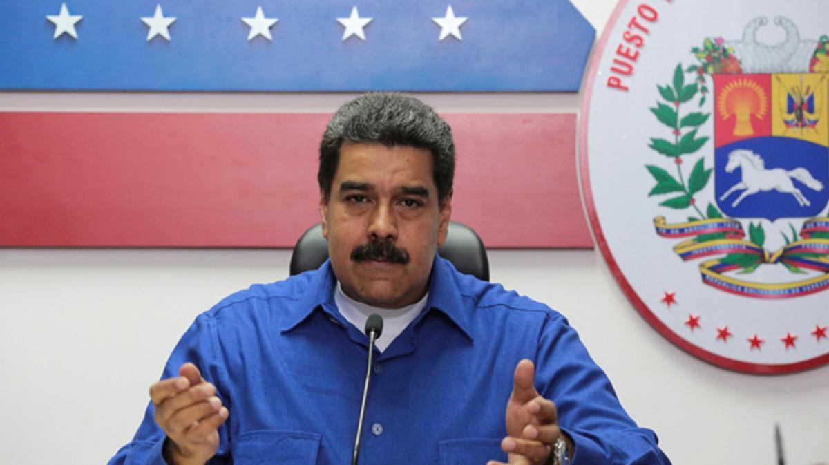 Maduro: 'La controversia en Venezuela ha quedado superada'.