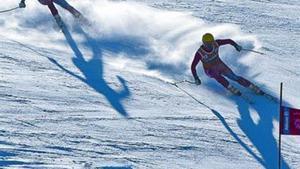 Mundial de esquí alpino paralímpico en La Molina, en febrero.
