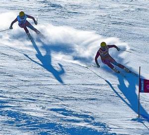 Mundial d'esquí alpí paralímpic a la Molina, al febrer.