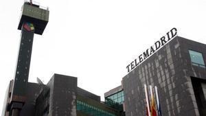 Edificio de Telemadrid.