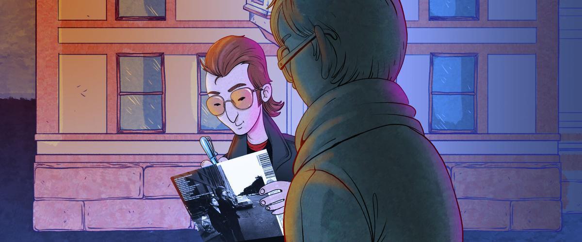 El último día en la vida de John Lennon