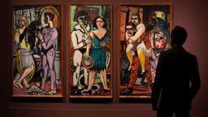 "Beckmann, d'""artista degenerat"" per al nazisme a icona del segle XX"