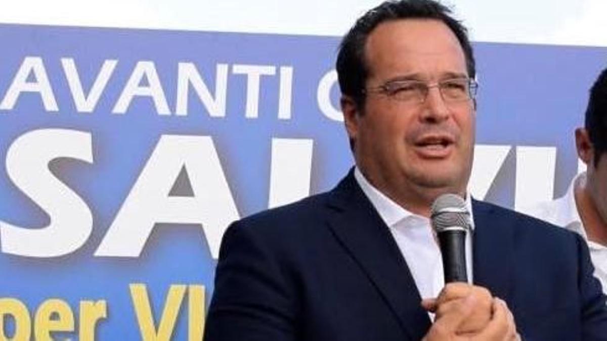 El político de la Liga y subsecretario de Economía del Gobierno italiano, Claudio Durigon.