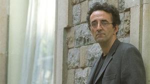 Roberto Bolaño, en el 2001.