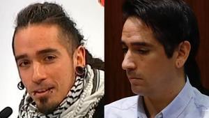 El cambio de imagen de Rodrigo Lanza, del 2015 a este lunes 4 de noviembre del 2019