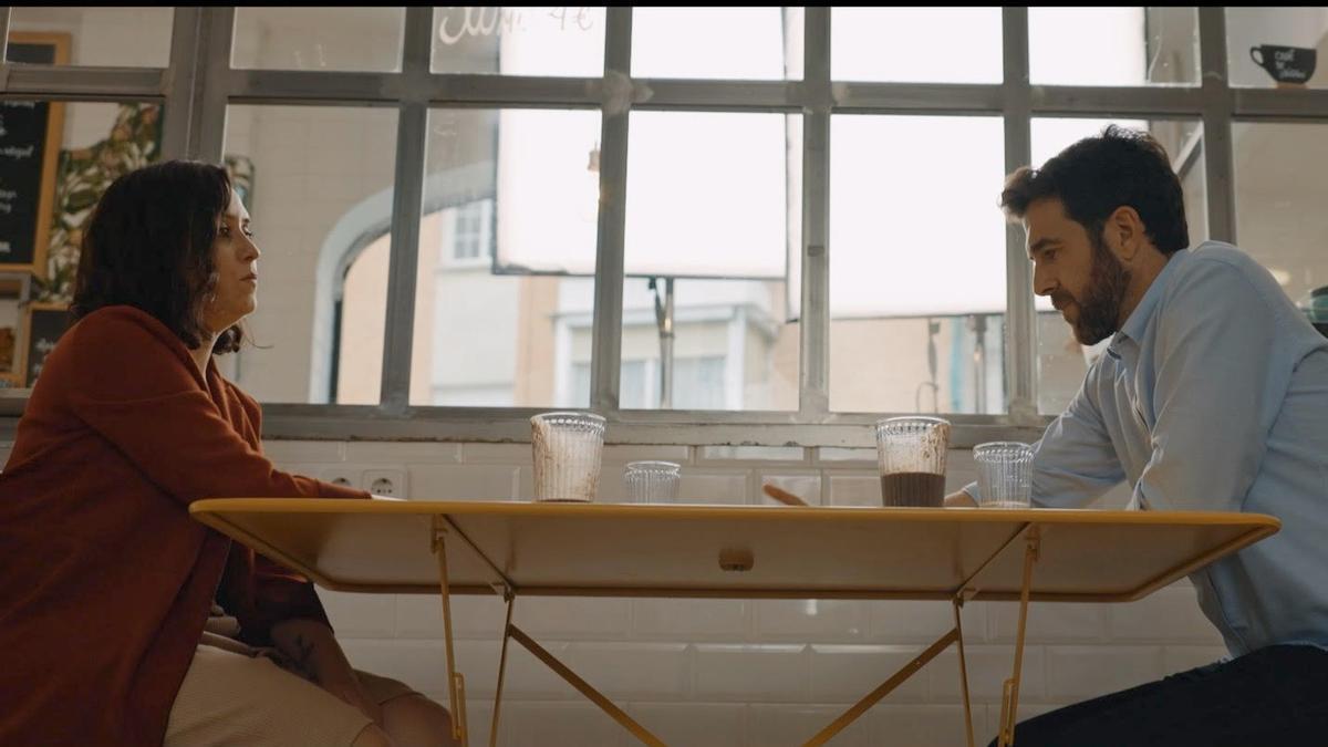 Gonzo entrevista a Isabel Díaz Ayuso en el 'Salvados' titulado 'Ciclón Ayuso'.