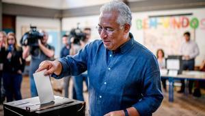 Portugal abre las urnas mientras Costa se prepara para una reválida.