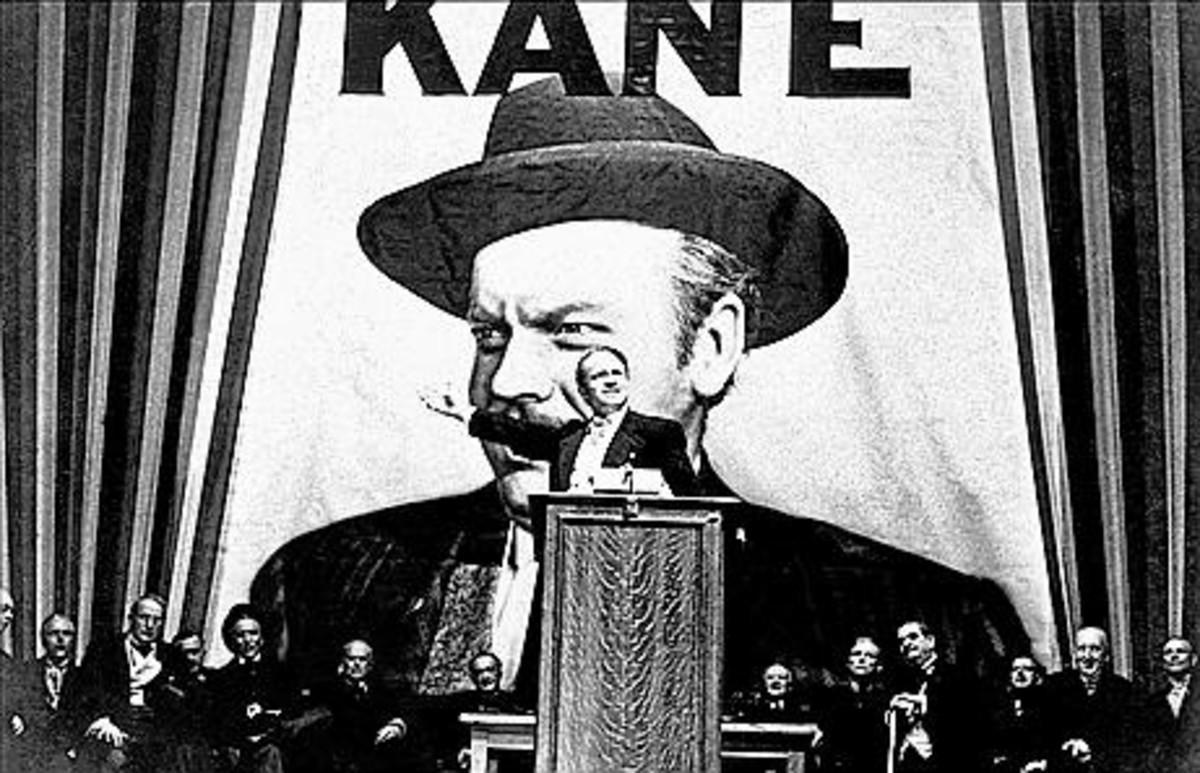 Orson Welles, en su personaje de Charles Foster Kane.