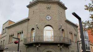 Ayuntamiento de Parets del Vallès.