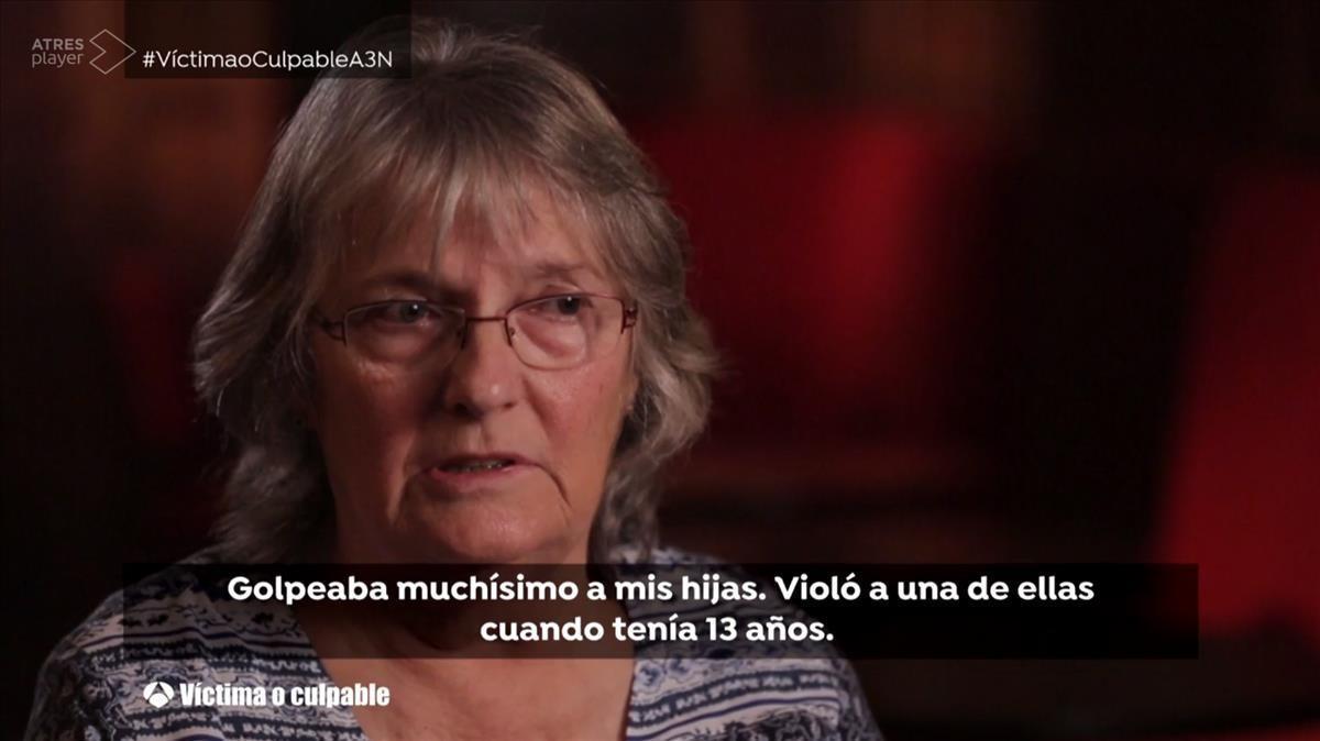 El 'caso Jacqueline Sauvage', en A-3 TV.