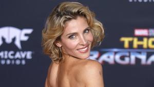 La actriz Elsa Pataky, experta en nutrición y fitness.