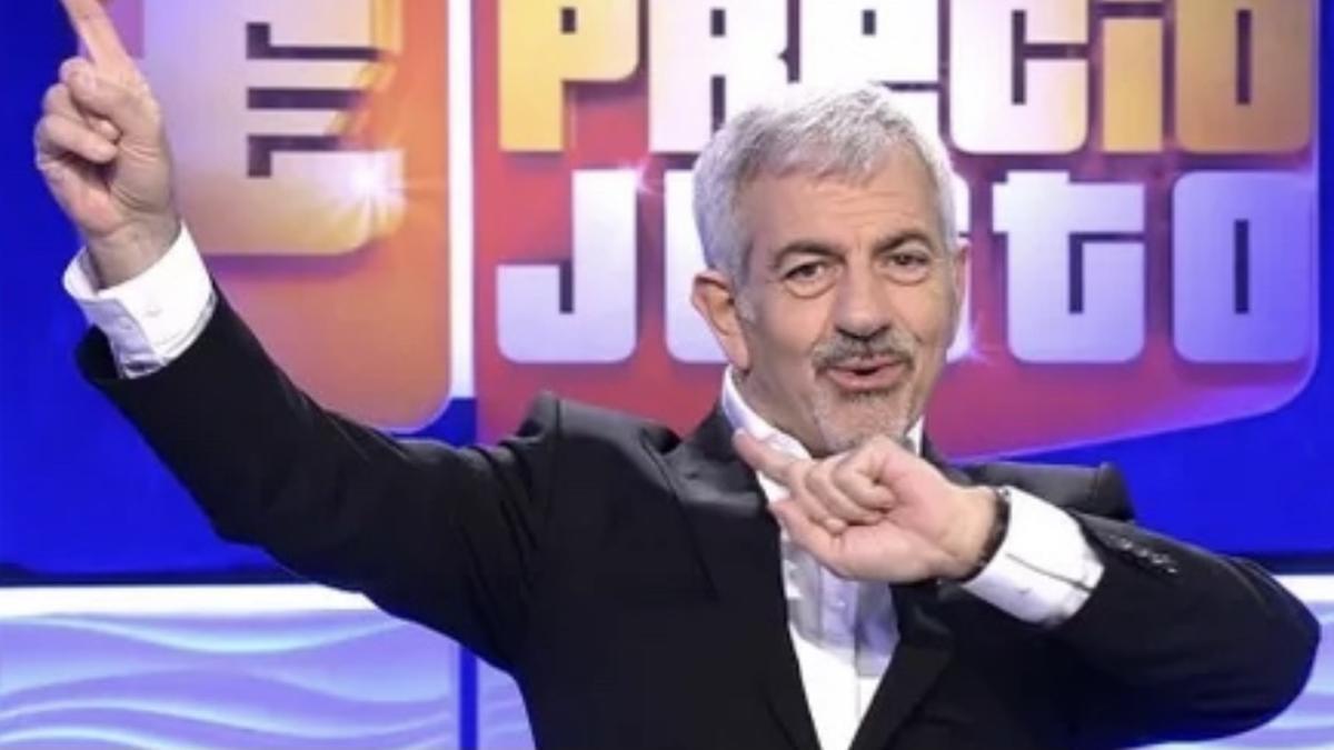 Mediaset dobla la emisión de 'El precio justo' y salta también a Cuatro