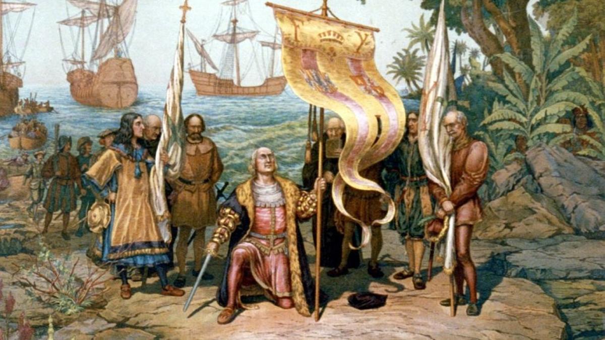 L'invent del 12 d'octubre   + Història